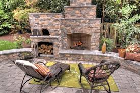 outdoor fireplace and pizza oven the wolf family outdoor wood fired brick pizza oven outdoor fireplace