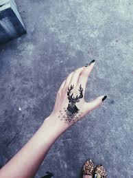 татуировки олени значение эскизы фото Tattoofotos