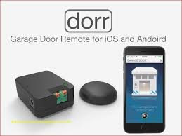 bueglo is raising funds for dorr garage door remote for ios and android on kickstarter dorr