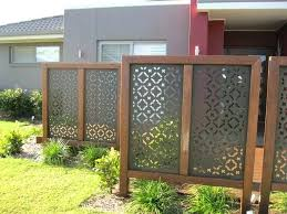 diy outdoor privacy screen outdoor privacy ideas best patio on for screen decor 3 easy diy