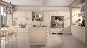 Traditional Kitchen Traditional Kitchen Solid Wood Island Veronica Cucine Lube