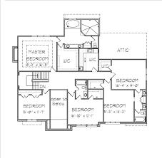 small brick house floor plans 4000 sf 5