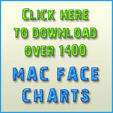 Face Charts For Sale Buy Mac Face Charts All At Once Macmakeup Net