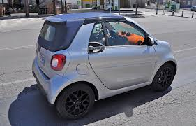 Spyshots: All-New Smart Fortwo Cabrio Caught Completely ...