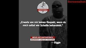 Biggie Zitate Deutsch