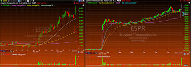 Pre Market Charts Stocks How To Play The Gap And Go Bulls On Wall Street