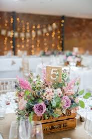 top table decoration ideas. Pretty Pastel Country Garden Wedding Top Table Decoration Ideas E