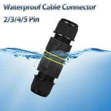 AC Junction Box IP68 <b>Waterproof Cable</b> Connector <b>M16</b> M20 M25 2 ...