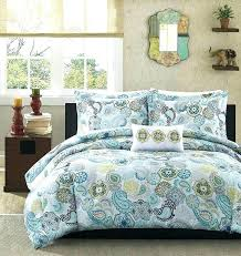 paisley king comforter set print bedding sets medium size of pug hippie bed ruched paisley king comforter