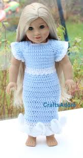 Free Crochet Patterns For American Girl Doll Custom Decorating Ideas