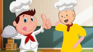 caillou games pbs kids caillo cook with his mother fun free kids games new