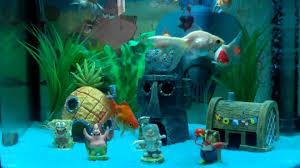Spongebob Bedroom Decorations Spongebob Fish Tank Decorations Try Out Fish Tank Decorations