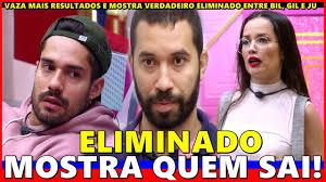 VAI SAIR! Enquete MOSTRA quem vai SAIR entre Bil, Juliette e Gilberto no  SEGUNDO PAREDÃO BBB 21 - YouTube