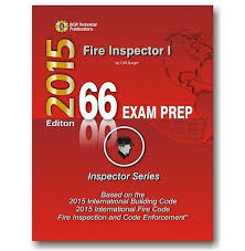Icc Fire Inspector 1 Study Guide 66 Fire Inspector I Icc Exam Practice Questions Test Workbook 2015 Ebay