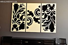 beautiful ideas wall art picture inspiration homesthetics three panels unassemble connect draw design wood cabinetary