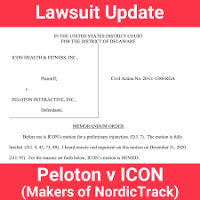Write the serial number in the space above for reference. Peloton Vs Nordictrack Icon Health Fitness Lawsuit Sales Of Bike Allowed To Continue For Now Peloton Buddy