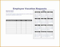 pto request template time off request form studioy us
