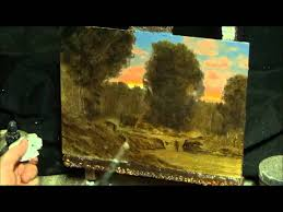 painting in oils how to art instruction in classical tonalist manner with art entertainment fun you
