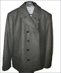 next charcoal grey wool trench winter coat men s extra large