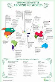 Restaurant Tipping Guide Chart How Much To Tip By Country Travel Tips Places To Travel