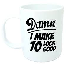 70th birthday gift ideas mug th gifts presents for men him australia 70th birthday gift ideas