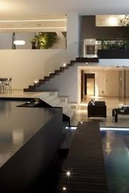 luxury homes interior pictures. gorgeous home design, loving the staircase with glass which compliments water features beautifully - casa del agua by almazán arquitectos asociados luxury homes interior pictures a
