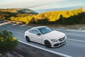 2017 Mercedes-AMG C63 Coupe Dominates the Horsepower War