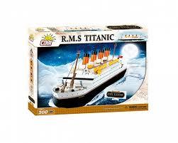 <b>Конструктор Cobi</b> R.M.S. TITANIC 44 х 5.6 х 32см купить с ...