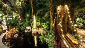 holiday train show returns to the new york botanical garden