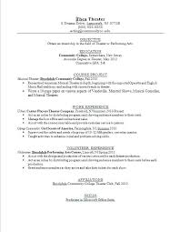 Resume Samples For High School Students Best Of College R Spectacular Resume Templates For High School Students