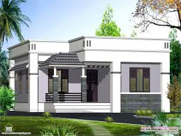 Single Floor House Plans And This Contemporary Single Floor - House plans with photos of interior and exterior