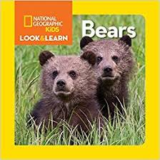 amazon national geographic kids look and learn bears look learn 8601422055788 national geographic kids books