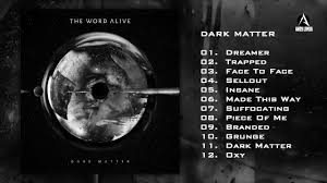The Word Alive Dream Catcher The Word Alive Dark Matter Full Album 100 Deluxe Edition YouTube 15
