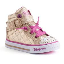 skechers twinkle toes light up. skechers twinkle toes shuffles toddler girls\u0027 light-up high-top sneakers light up g