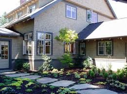 Useful Tips For Choosing The Right Exterior Window Style - Black window frames for new modern exterior