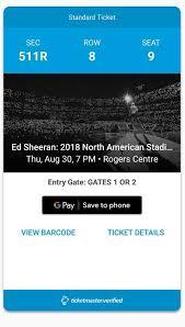 Rogers Centre Seating Chart Ed Sheeran Ed Sheeran Tour Dates Canada 2018 Myvacationplan Org