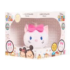 Disney Tsum Tsum Light Up Soft Stylize Collectible Marie Plush Fun Disney Tsum Tsum