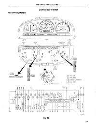 Repair Guides   Instrument Cluster  2003    Instrument Cluster as well Nissan Pathfinder cluster diagram Questions   Answers  with moreover I have a 1999 Nissan Frontier XE KC 6cyl and it didnt have a additionally  additionally SOLVED  2001 Nissan Altima   Instrument panels gauges stop   Fixya as well 2005 Nissan Pathfinder OEM Parts   Nissan USA eStore moreover  in addition 240sx Instrument Cluster Wiring Diagram   240sx Wirning Diagrams together with Parts  ®   Nissan Pathfinder Instrument Panel OEM PARTS besides  besides How To  Replace Dashboard Instrument Cluster Lights   YouTube. on nissan pathfinder instrument cluster diagram