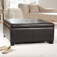 black round ottoman. Exellent Black Upholstered Ottoman Coffee Table Awesome  Black Round Concept And R