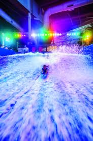 Take The Plunge at Indoor Water Parks and Pools