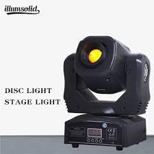 <b>1 pieces/lot moving head</b> 60w led gobos lighs 60 W LED DJ Spot ...