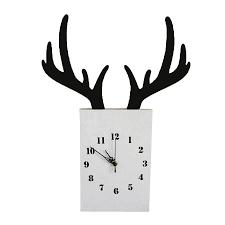 Horloge Design Horloge Design Bois De Cerf