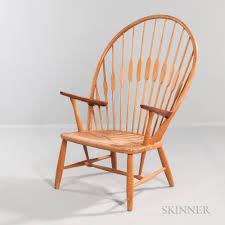 hans wegner peacock chair. Hans Wegner (1914-2007) For Johannes Hansen Peacock Chair