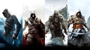 assassinand 39 s creed ezio wallpaper. wide hdq assassin creed wallpapers, superb pics   qige graphics assassinand 39 s ezio wallpaper \