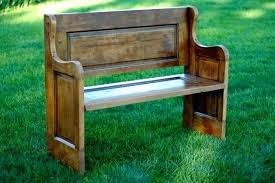 old door benches coolest wood bench for interior designing home ideas with ide