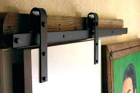 exceptional barn door roller track rollers and sliding double doors perfect ft hardware coffee tr patio