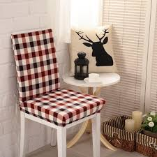 chair cover union jack dinner chair cover for kitchen wedding banquet decorative grid flower modren spandex stretch home textile in chair cover from home
