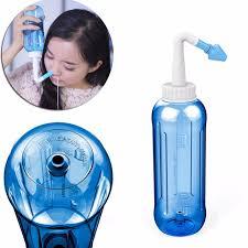 500ml s children nose wash system clean sinus nasal pressure neti pot