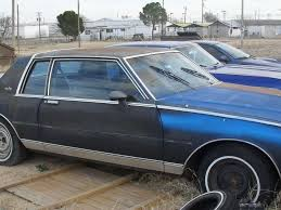 1985 Chevy Caprice For Sale