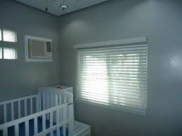 blinds for baby room. Wonderful Blinds Blinds For Baby Room Dark Faux Wood Grey  White Inside